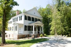 The Riddick House at Stevenson Ridge