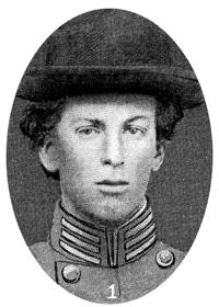 Captain John H.D. Fain, 33rd North Carolina
