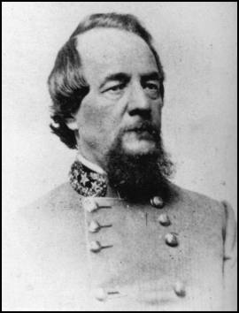 "Major General Edward ""Allegheny"" Johnson. Also known as ""Old Clubby"""