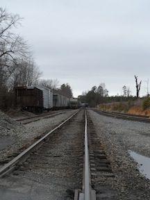 The convergence of two rail lines at Hanover Junction made the depot an attractive target for Grant.