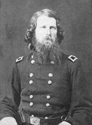 Maj. James St. Clair Morton, IX Corps' chief engineer