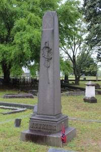 Micah Jenkins Grave