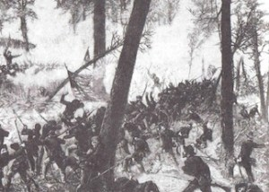 Hazen's attack at Pickett's Mill