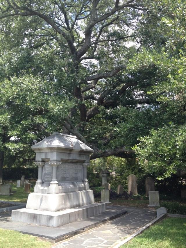 CalhounGrave-Tree