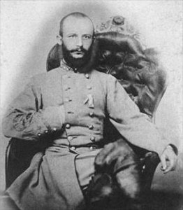 Major General Stephen Dodson Ramseur.
