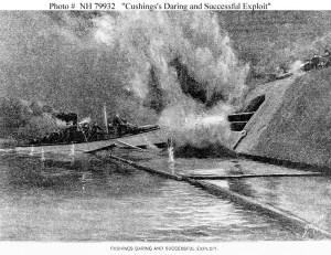 Sinking of Albemarle