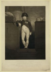 Napoleon. Courtesy of the Library of Congress.