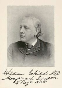 William Child.