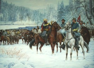 The Christmas Raid By Don Stivers