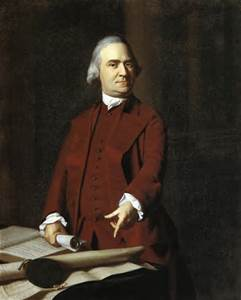 Samuel Adams, a proponent and leader in the Committee of Correspondence around Boston