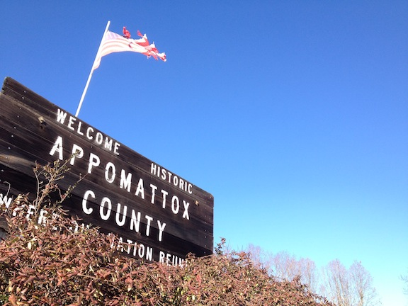 Appomattox-Welcome