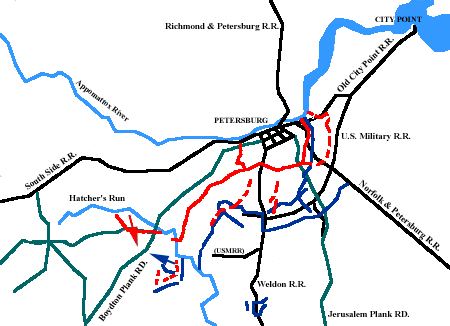 Courtesy of Petersburg National Battlefield