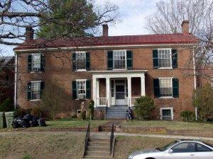 Jackson House, Beech St., Farmville, VA