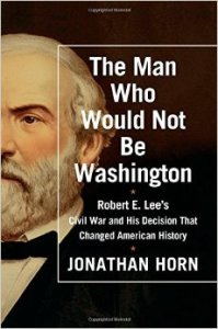 "Jonathan Horn's  ""The Man Who Would Not Be Washington"""