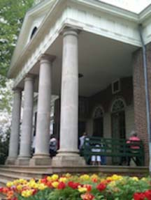 Montecello Front Porch