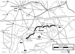 Proposed Pipe Creek Line.