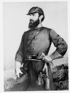 "Thomas J. ""Stonewall"" Jackson. Courtesy of the Library of Congress."