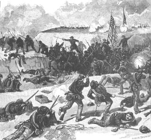 Capture of Fort Gregg