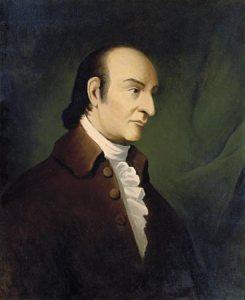 George Wythe (courtesy of Colonial Williamsburg)