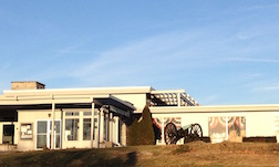Antietam National Battlefield's visitor center