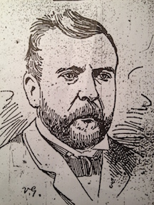"""Thomas Cable, """"Gen. Grant's Caterer"""""""