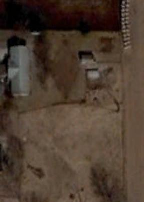 Backyard baseball field as viewed from a Google Earth aerial shot in 2005