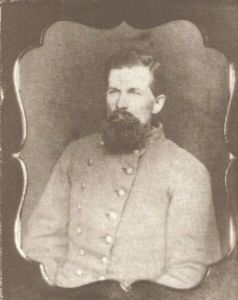 Captain Benjamin Wesley Justice, courtesy of Emory University
