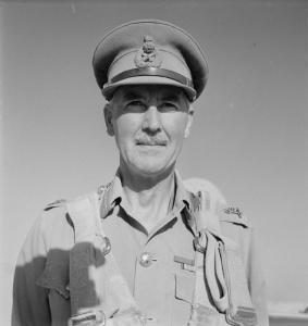 Alan Cunningham GOC 8 Army