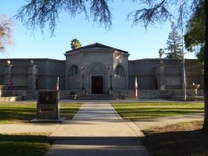 Lincoln Memorial Shrine 1