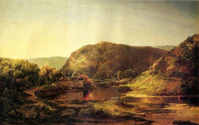 The Scots-Irish settlers preferred to establish farming communities; many settled in Virginia's Shenandoah Valley.