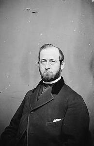 Col. Anson Stager, in civilian dress