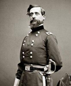 Napoleon J.T. Dana during the Civil War