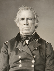 Brig. Gen. Zachary Taylor (LOC)