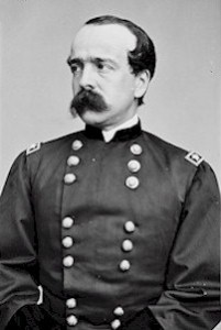 Hooker's Chief of Staff Daniel Butterfield.