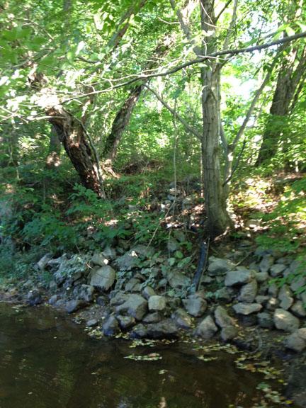 Ni River Original Crossing Site
