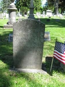 Grave of William Christian