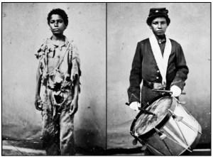 Slave to Drummer Boy