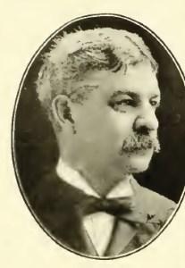 Rev. John Paxton circa 1912.