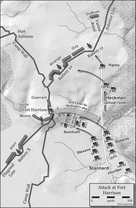 fort-harrison-attack