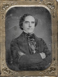 Meriwether Lewis Clark, Confederate commander in the Missouri State Guard and, later, the Army of Northern Virginia. Courtesy of the Missouri Historical Society.