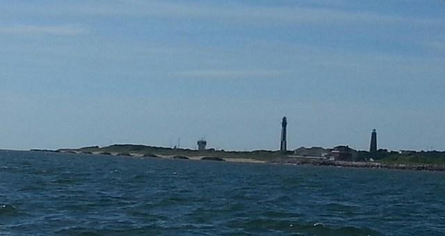 """""""Cape Henry Lighthouses"""" by Chris Kolakowski"""