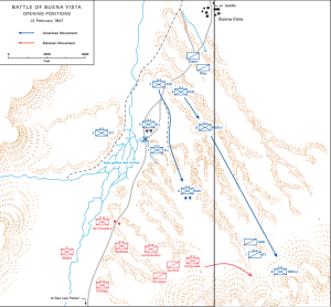 The Battle of Buena Vista (US Army)