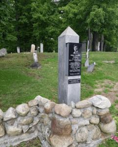 Cushing Monument in Fredonia New York.