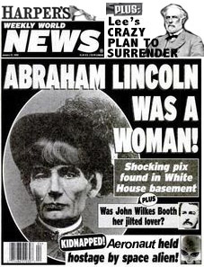 Harper's Weekly World News