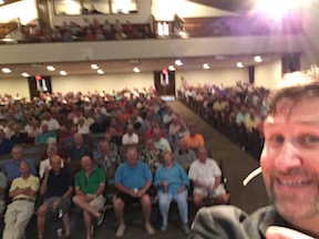 Chris Selfie @ Brunswick