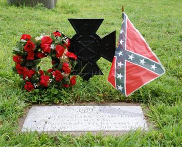 Quantrill Grave