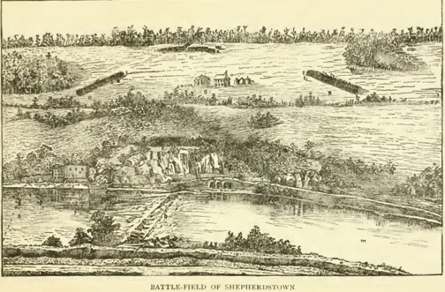 Shepherdstown battle