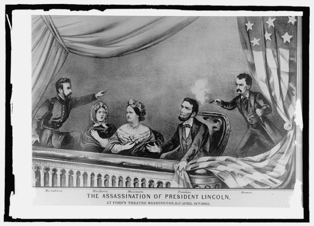 Assassination of Lincoln 03