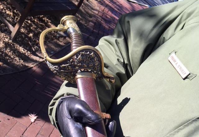 Kershaw's Sword Hilt