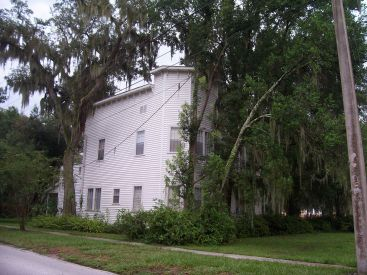 South Florida Military College Building